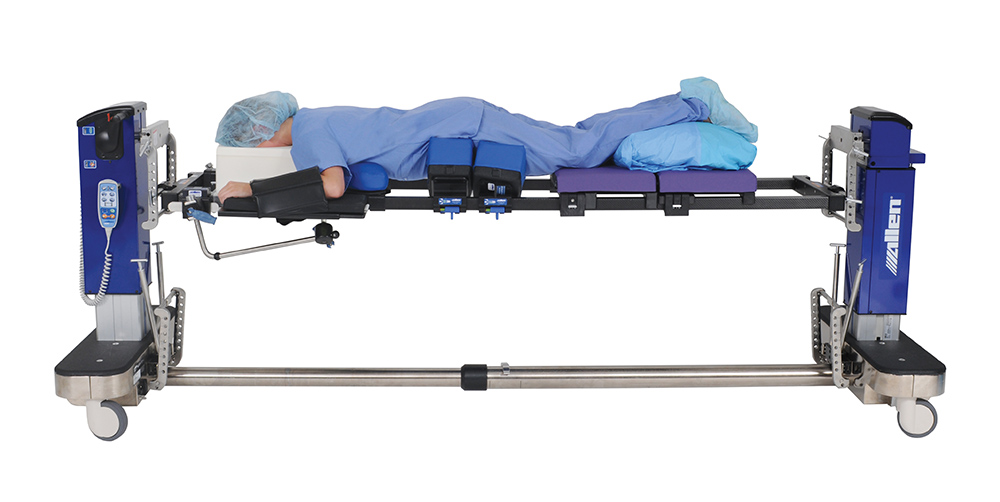 surgical supine position - 1000×502